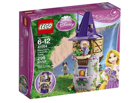 Hình ảnh vỏ hộp Lego Disney Princess 41054 - Tháp Sáng Tạo của Rapunzel