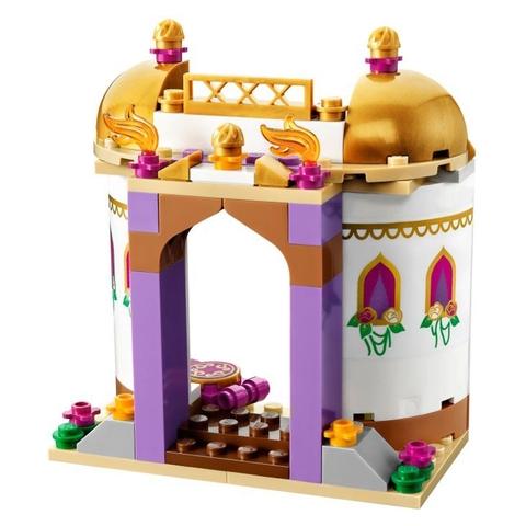 Bộ xếp hình Lego Disney Princess 41061 – Cung điện của công chúa Jasmine với những mô hình độc đáo và thú vị