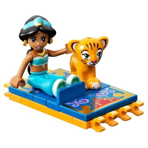 Bộ xếp hình Lego Disney Princess 41061 – Cung điện của công chúa Jasmine cho bé không gian sáng tạo mới lạ
