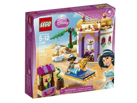 Hình ảnh vỏ hộp sản phẩm Lego Disney Princess 41061 – Cung điện của công chúa Jasmine