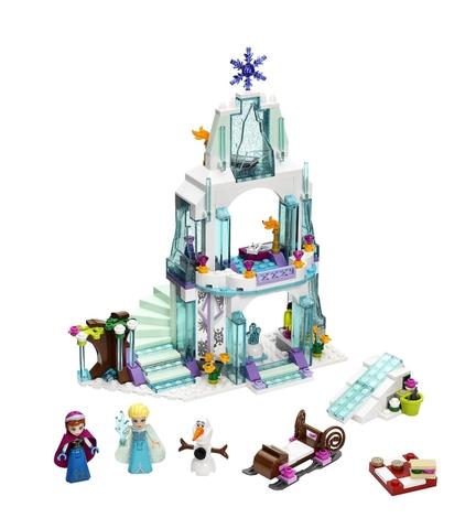 Các mô hình ấn tượng trong bộ Lego Disney Princess 41062 - Lâu Đài Băng Của Elsa