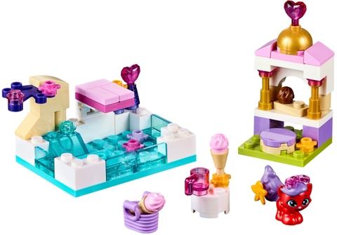 Các mô hình ấn tượng trong bộ Lego Disney Princess 41069 - Kho Báu Tại Hồ Bơi