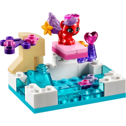 Lego Disney Princess 41069 - Kho Báu Tại Hồ Bơi cho bé chơi vui chơi sáng tạo