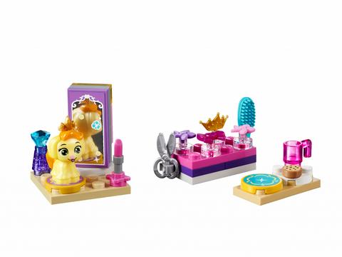 Lego Disney Princess 41140 - Salon Làm Đẹp Của Daisy - bạn nhỏ Daisy