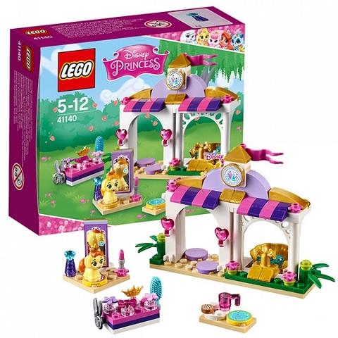 Lego Disney Princess 41140 - Salon Làm Đẹp Của Daisy - toàn bộ các chi tiết