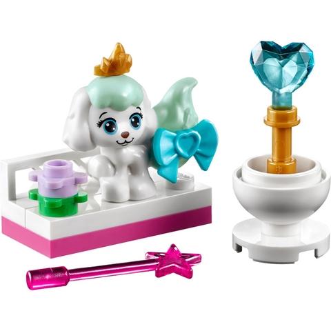 Lego Disney Princess 41141 - Xe Kéo Hoàng Gia Của Pumpkin - trượng kim cương của công chúa