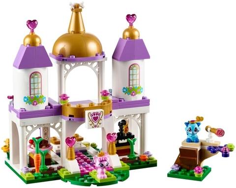 Các mô hình ấn tượng trong bộ Lego Disney Princess 41142 - Lâu Đài Hoàng Gia Của Thú Cưng