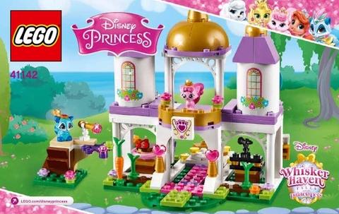 Lego Disney Princess 41142 - Lâu Đài Hoàng Gia Của Thú Cưng - ảnh bìa sản phẩm