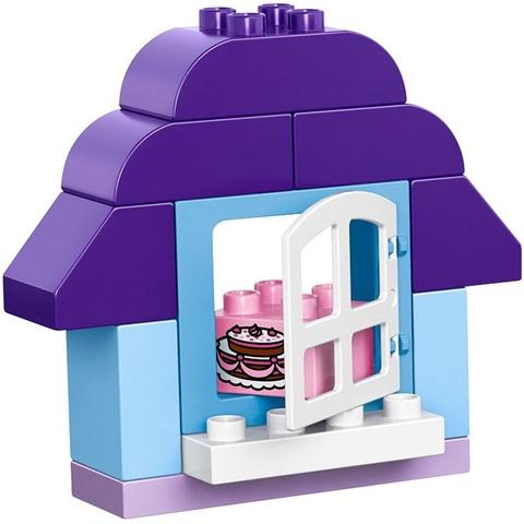 Mảnh ghép trong bộ Lego Duplo 10542 - Người Đẹp Ngủ Trong Rừng