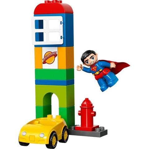 Cách chơi Lego Duplo 10543 - Siêu Nhân Giải Cứu