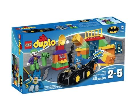 Hình ảnh hộp đựng Lego Duplo 10544 - Thách Đấu Joker