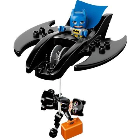 Nhân vật người dơi trong bộ xếp hình Lego Duplo 10545 - Khám Phá Hang Dơi