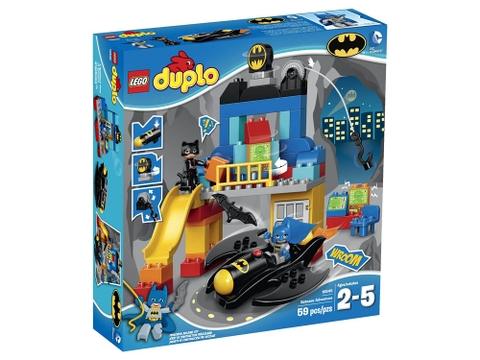 Vỏ hộp sản phẩm Lego Duplo 10545 - Khám Phá Hang Dơi