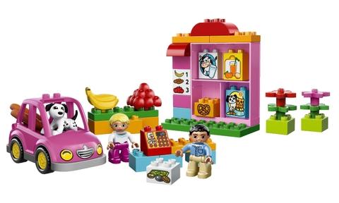 Lego Duplo 10546 - Cửa Hàng Đầu Tiên của bé