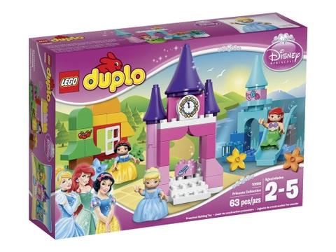 Hình ảnh vỏ hộp bộ Lego Duplo 10596 - Bộ sưu tập công chúa Disney