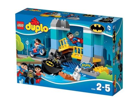 Vỏ hộp sản phẩm Lego Duplo 10599 - Cuộc Phiêu Lưu của Batman