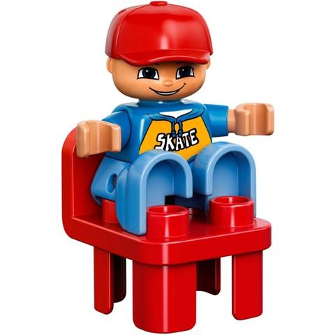 Nhân vật xuất hiện trong bộ Lego Duplo