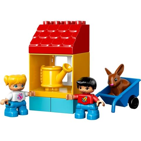 Các chi tiết Lego Duplo kích thước lớn
