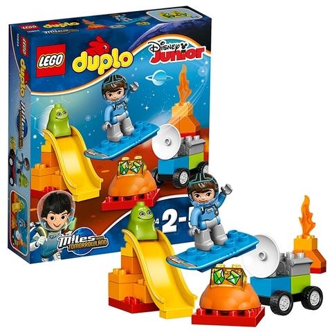 Các mô hình ấn tượng trong bộ Lego Duplo 10824 - Mile Khám Phá Không Gian