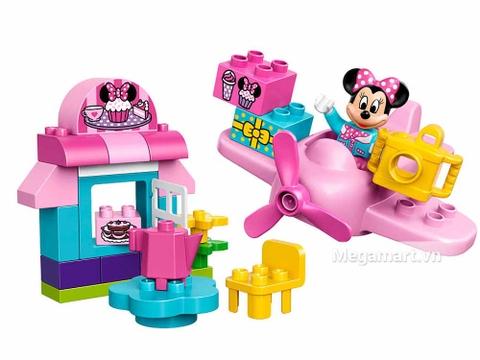 Các mô hình ấn tượng trong bộ Lego Duplo 10830 - Quán cà phê của Minnie