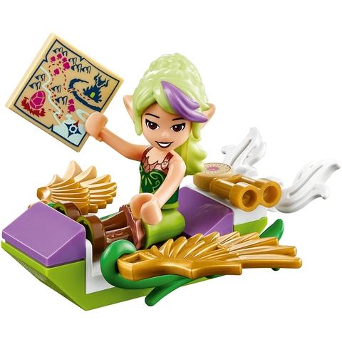 Bộ xếp hình Lego Elves 30375 - Tàu Lượn Của Sira cho bé chơi thông minh