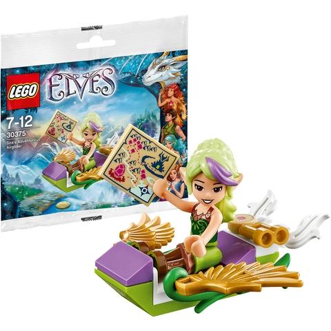 Trọn bộ các chi tiết có trong Lego Elves 30375 - Tàu Lượn Của Sira