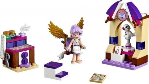 Trọn bộ các chi tiết có trong bộ xếp hình Lego Elves 41071 - Căn phòng sáng tạo của Aira
