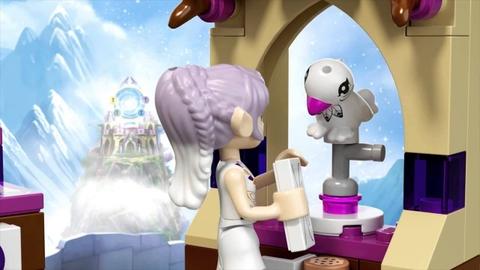 Bộ đồ chơi Lego Elves 41071 - Căn phòng sáng tạo của Aira cho bé tha hồ sáng tạo
