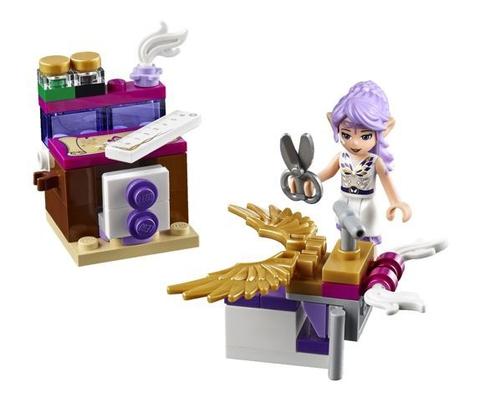 Bộ xếp hình Lego Elves 41071 - Căn phòng sáng tạo của Aira với chủ đề hấp dẫn