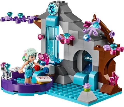 Bộ xếp hình Lego Elves 41072 - Thẩm mỹ viện bí mật của Naida với nội dung hấp dẫn