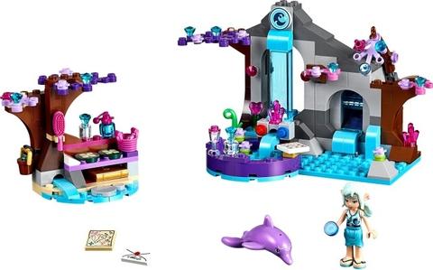 Trọn bộ các chi tiết có trong mô hình Lego Elves 41072 - Thẩm mỹ viện bí mật của Naida