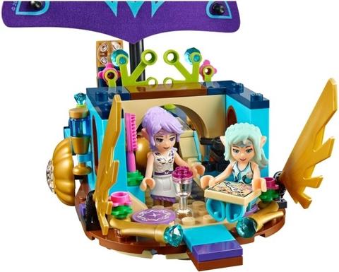 Bộ xếp hình Lego Elves 41073 - Cuộc phiêu lưu của Naida đồ chơi an toàn cho bé phát triển trí tuệ