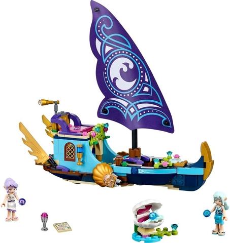 Bộ xếp hìnhLegoElves 41073 - Cuộc phiêu lưu của Naida cho bé gái tha hồ khám phá những mô hình cực đẹp