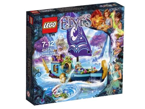 Hình ảnh vỏ hộp sản phẩm Lego Elves 41073 - Cuộc phiêu lưu của Naida