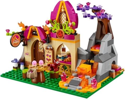 324 viên gạch màu sắc trong bộ đồ chơi Lego Elves 41074 - Azari và tiệm bánh mì ma thuật