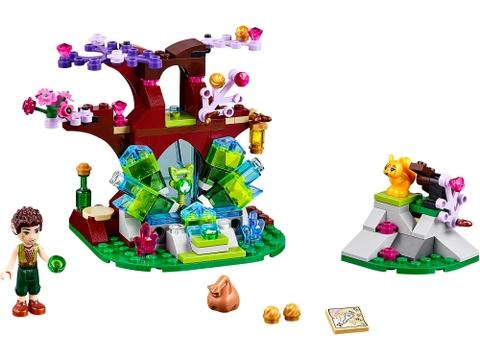 Các mô hình ấn tượng trong Lego Elves 41076 - Farran và thung lũng pha lê