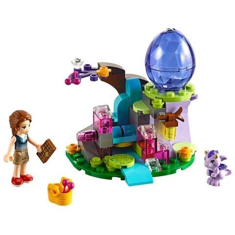 Toàn bộ bộ ghép hình Lego Elves 41171 - Emily Jones Và Tiểu Phong Long