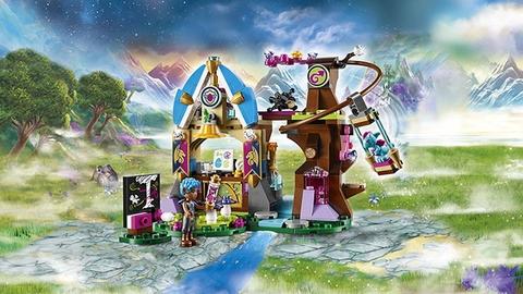 Lego Elves 41173- Trường Huấn Luyện Rồng Ở Elvendale - toàn bộ các chi tiết