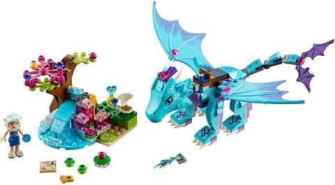 Lego Elves 41173- Trường Huấn Luyện Rồng Ở Elvendale - chú rồng trong trường huấn luyện