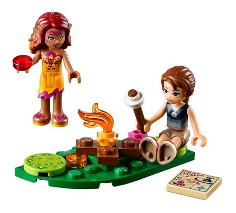 Bộ đồ chơi Lego Elves 41175 - Hang Núi Bí Mật Của Rồng Lửa giúp kích thích tri tuệ cho bé