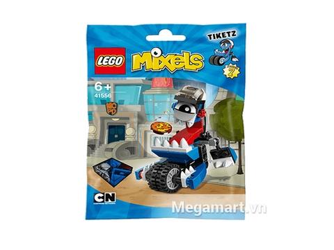 Ảnh chi tiết sản phẩm Bộ Lego Mixels 41556 - Mô tô bắt cướp Tiketz