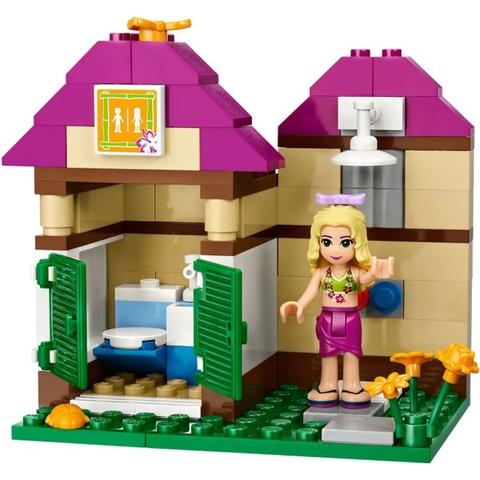 Bộ đồ chơi Lego Friends 41008 - Hồ Bơi Thành Phố với chủ đề hấp dẫn