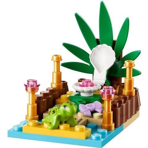 Bộ xếp hình Lego Friends 41019 - Ốc Đảo Cho Rùa được nhiều bé yêu thích