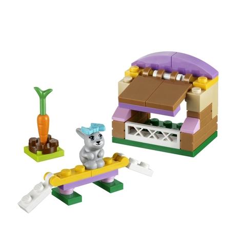 Bộ xếp hình Lego Friends 41022 sẽ đem đến sự thích thú cho các bé