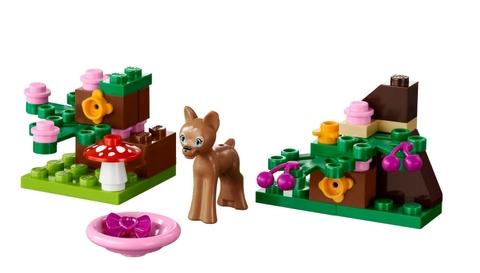 Bộ đồ chơi Lego Friends 41023 - Rừng Cho Hươu Con giúp bé phát triển tư duy