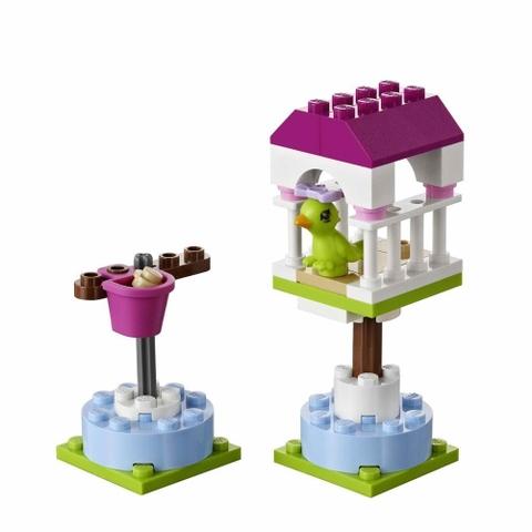 Lego Friends 41024 - Cây Cho Két sau khi hoàn thiện