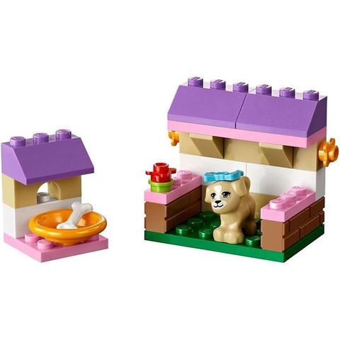 Mô hình Lego Friends 41025 - Nhà Chơi Cho Cún Con đầy ấn tượng