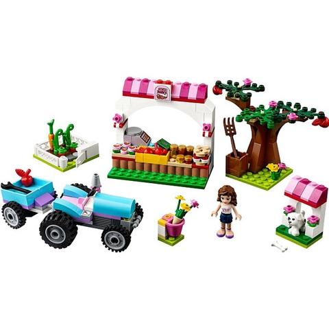 Toàn bộ các chi tiết có trong bộ xếp hình Lego Friends 41026 - Ngày Mùa Thu Hoạch