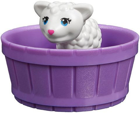 Trẻ được bồi đắp kỹ năng khi vui chơi cùng Cừu Sơ Sinh của Stephanie