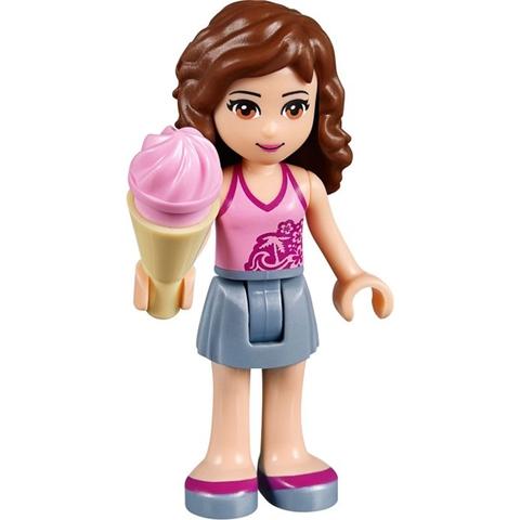 Với bộ đồ chơi Lego Friends 41030 - Xe Kem Của Olivia, bé không chỉ được chơi mà còn được học thêm nhiều kỹ năng bổ ích